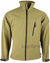 bunda SOFTSHELL TROOPER COYOTE