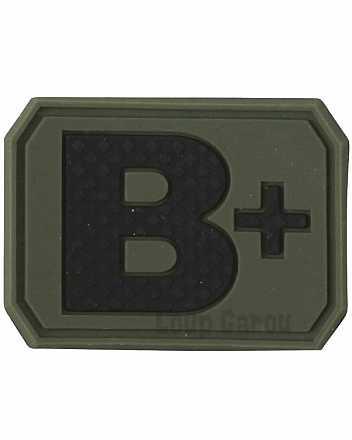 84cd05474cc označení PVC krevní skupina B+